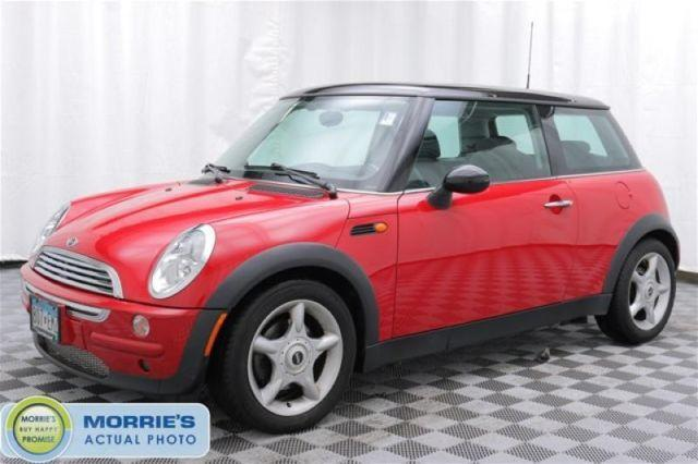 2004 mini cooper r cpe for sale in south saint paul minnesota classified. Black Bedroom Furniture Sets. Home Design Ideas