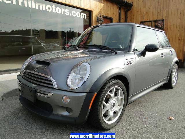2004 mini cooper s for sale in coventry rhode island classified. Black Bedroom Furniture Sets. Home Design Ideas