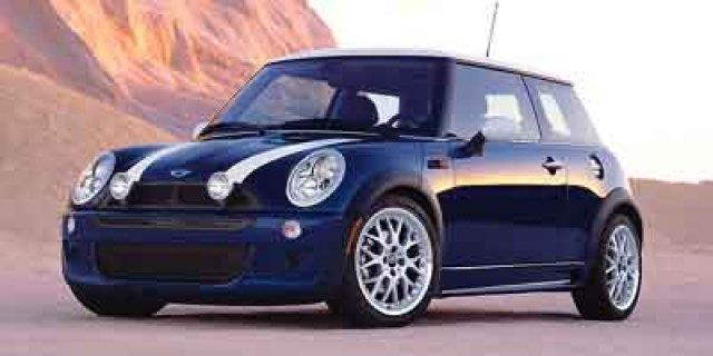 2004 MINI Cooper S S 2dr Supercharged Hatchback