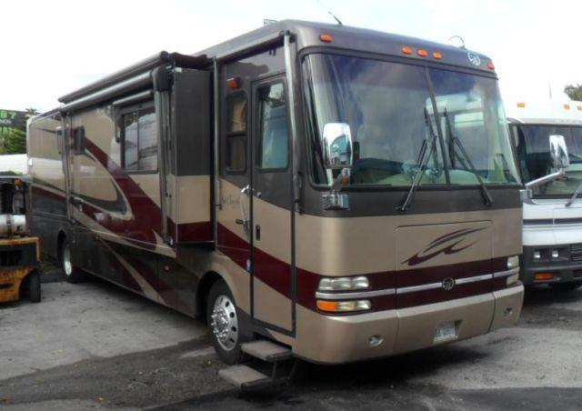 2004 Monaco Camelot Motor Home Class A Diesel For Sale