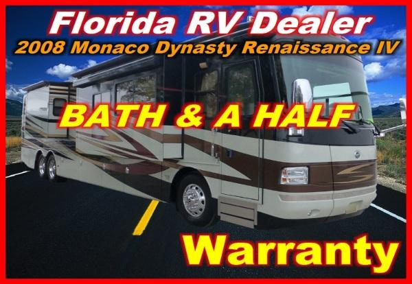 2004 monaco dynasty renaissance iv for sale in port charlotte florida classified. Black Bedroom Furniture Sets. Home Design Ideas