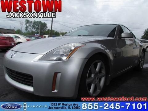 2004 NISSAN 350Z 2 DOOR COUPE
