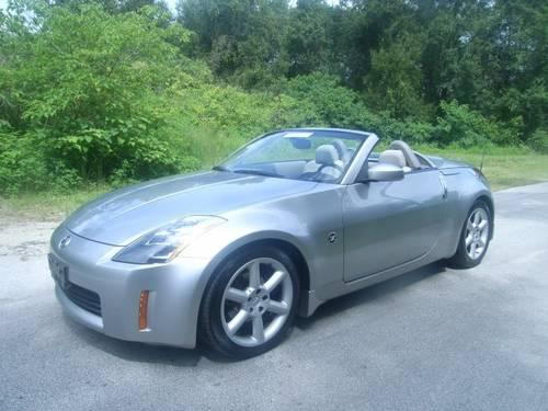 2004 nissan 350z convertible for sale in ocoee florida classified. Black Bedroom Furniture Sets. Home Design Ideas