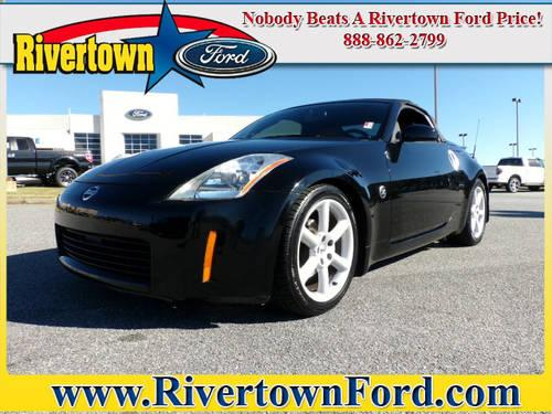 2004 Nissan 350Z Coupe 2dr Roadster Touring Manual