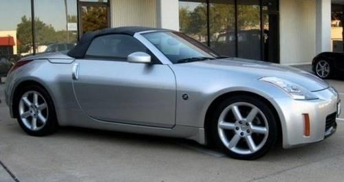 2004 Nissan 350z Enthusiast Convertible Roadster In Near Mint