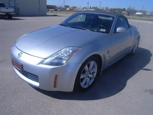 2004 nissan 350z enthusiast for sale in midland texas classified. Black Bedroom Furniture Sets. Home Design Ideas