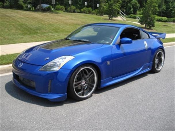 2004 nissan 350z nismo turbo for sale in rockville. Black Bedroom Furniture Sets. Home Design Ideas