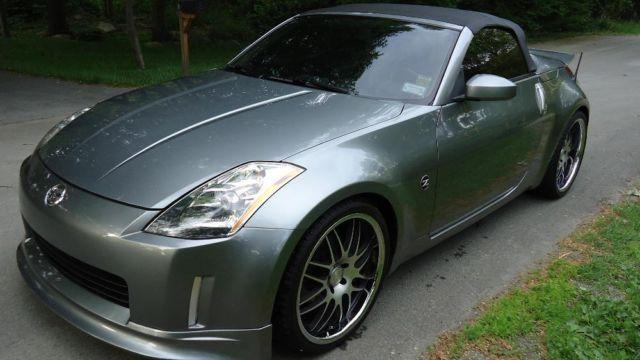 2004 nissan 350z touring roadster convertible for sale in carmel new york classified. Black Bedroom Furniture Sets. Home Design Ideas