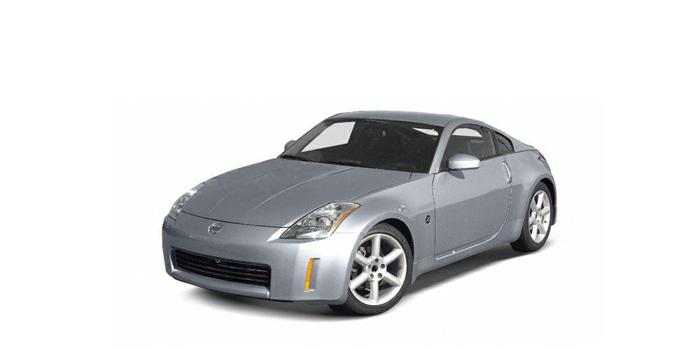 2004 Nissan 350Z Touring Touring 2dr Coupe