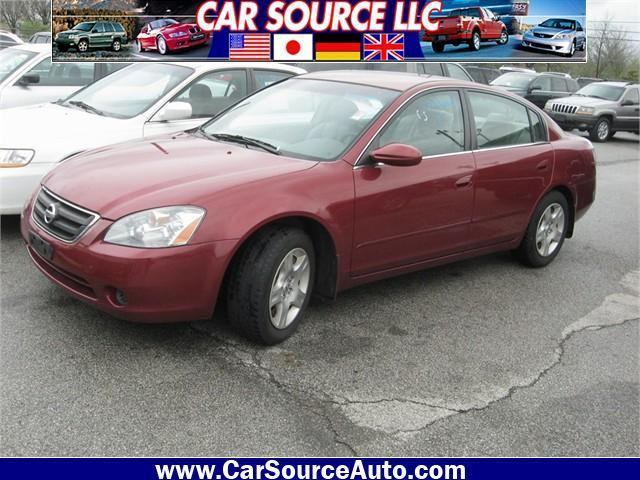 2004 nissan altima 2 5 s for sale in grove city ohio classified. Black Bedroom Furniture Sets. Home Design Ideas