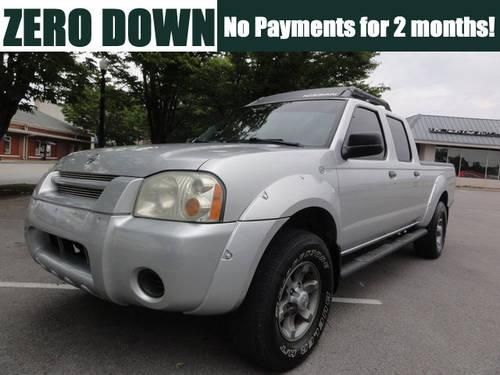 2004 Nissan Frontier 4 Dr for Sale in Murfreesboro