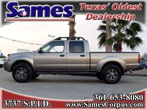 2004 nissan frontier crew cab pickup xe v6 crew cab for sale in corpus christi texas classified. Black Bedroom Furniture Sets. Home Design Ideas