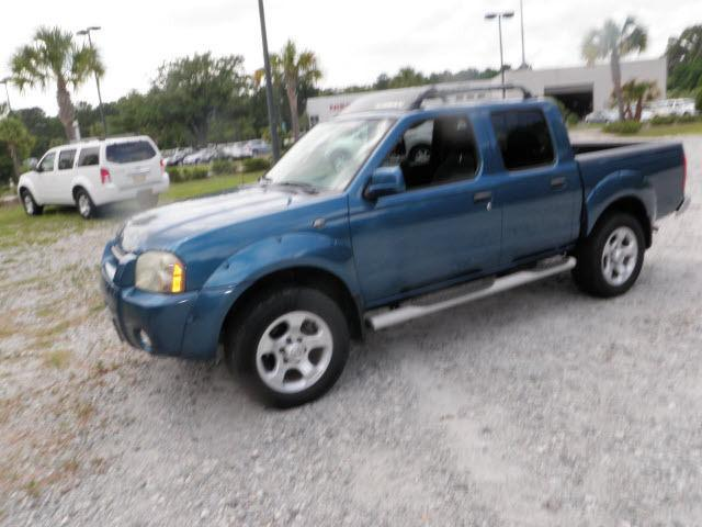 2004 Nissan Frontier Le V6 Crew Cab For Sale In Brunswick