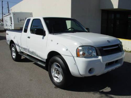 2004 nissan frontier xtra cab desert runner guaranteed financing for sale in victorville. Black Bedroom Furniture Sets. Home Design Ideas