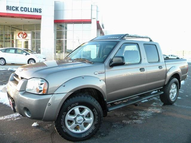 2004 nissan frontier for sale in sioux city iowa classified. Black Bedroom Furniture Sets. Home Design Ideas