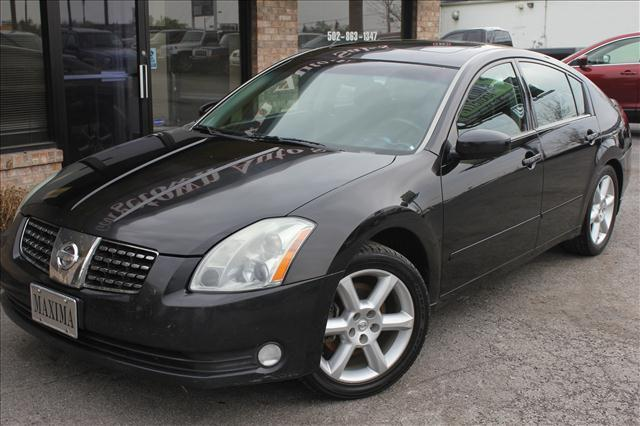 2004 nissan maxima se for sale in georgetown kentucky. Black Bedroom Furniture Sets. Home Design Ideas