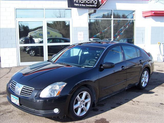 2004 Nissan Maxima Se For Sale In Somerset Wisconsin