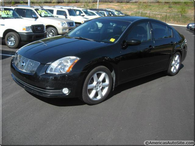 2004 nissan maxima se 2004 nissan maxima se car for sale. Black Bedroom Furniture Sets. Home Design Ideas