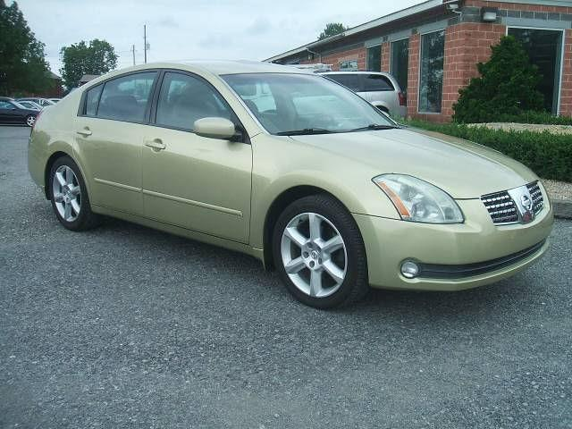 2004 nissan maxima se for sale in walnutport pennsylvania. Black Bedroom Furniture Sets. Home Design Ideas