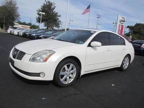 2004 nissan maxima sedan sl for sale in canaan lake new. Black Bedroom Furniture Sets. Home Design Ideas
