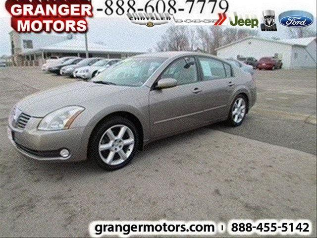 2004 nissan maxima sl for sale in granger iowa classified for Granger motors used cars