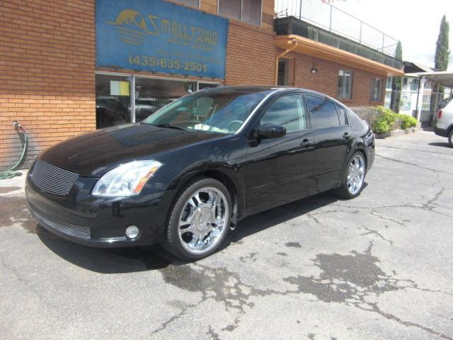 2004 nissan maxima sl for sale in hurricane utah. Black Bedroom Furniture Sets. Home Design Ideas