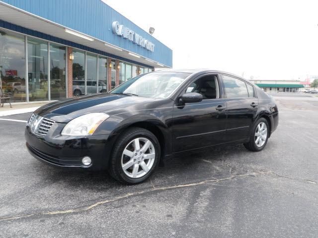 2004 nissan maxima for sale in booneville mississippi. Black Bedroom Furniture Sets. Home Design Ideas