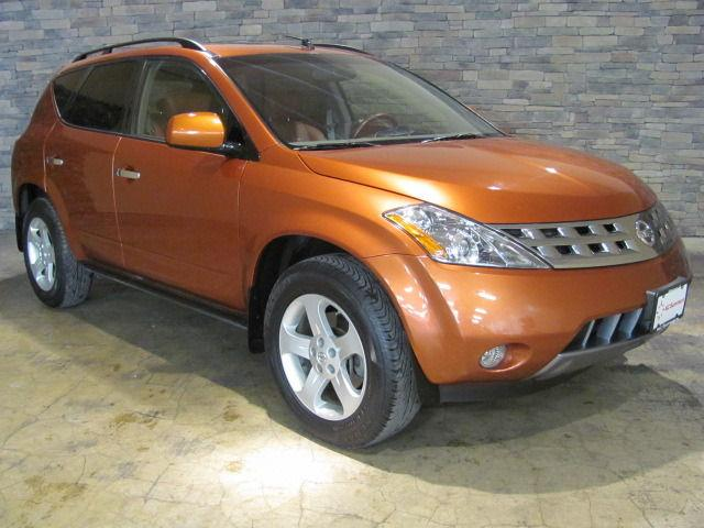 2004 nissan murano sl for sale in mattoon illinois classified. Black Bedroom Furniture Sets. Home Design Ideas