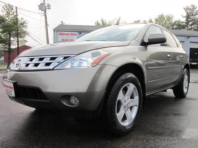 2004 nissan murano sl for sale in byesville ohio classified. Black Bedroom Furniture Sets. Home Design Ideas
