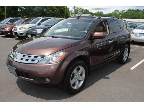 2004 nissan murano suv awd sl for sale in new hampton new york classified. Black Bedroom Furniture Sets. Home Design Ideas
