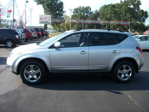 2004 nissan murano suv awd sl for sale in decatur alabama classified. Black Bedroom Furniture Sets. Home Design Ideas