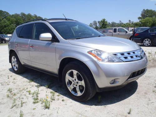 2004 Nissan Murano SUV SE for Sale in Neuse Forest, North ...