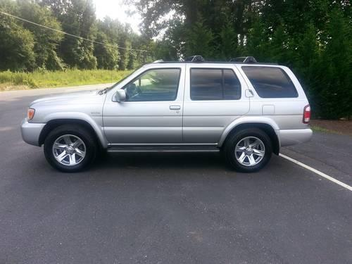 2004 nissan pathfinder for sale in inman south carolina classified. Black Bedroom Furniture Sets. Home Design Ideas