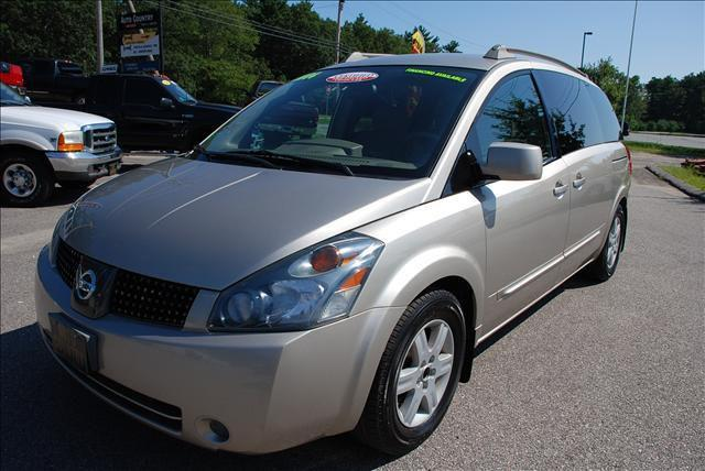 2004 nissan quest 3 5 se for sale in exeter rhode island classified. Black Bedroom Furniture Sets. Home Design Ideas