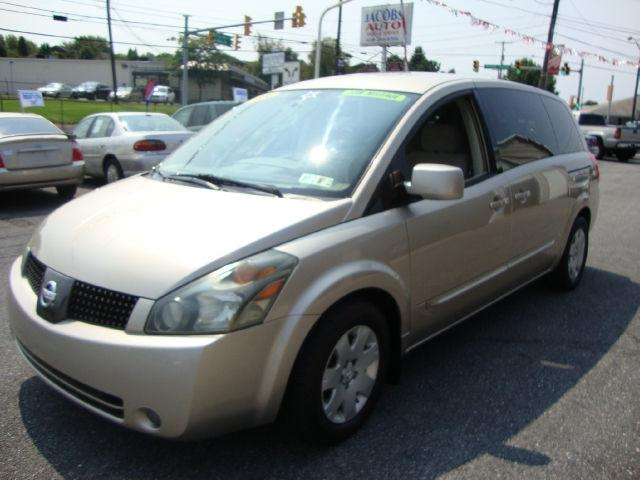 2004 nissan quest 3 5 se for sale in whitehall pennsylvania classified. Black Bedroom Furniture Sets. Home Design Ideas