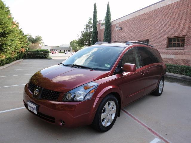2004 nissan quest 3 5 sl for sale in richardson texas classified. Black Bedroom Furniture Sets. Home Design Ideas