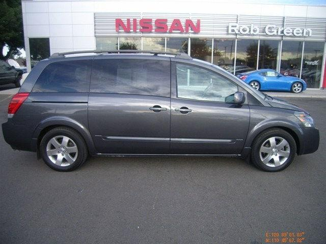 2004 nissan quest 3 5 sl for sale in twin falls idaho classified. Black Bedroom Furniture Sets. Home Design Ideas