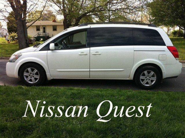 2004 nissan quest for sale in kernersville north carolina classified. Black Bedroom Furniture Sets. Home Design Ideas