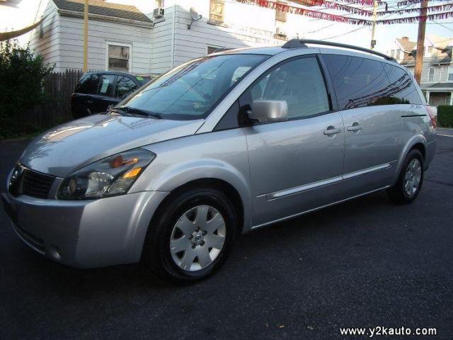 2004 Nissan Quest For Sale In Allentown Pennsylvania