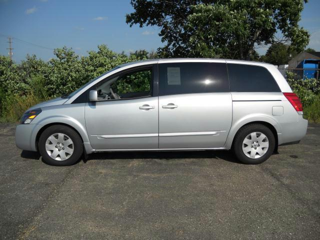 2004 nissan quest for sale in galesburg michigan classified. Black Bedroom Furniture Sets. Home Design Ideas