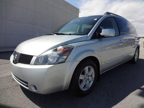 2004 nissan quest minivan van for sale in knoxville tennessee classified. Black Bedroom Furniture Sets. Home Design Ideas