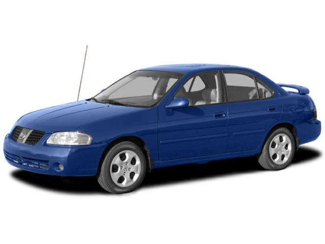 2004 Nissan Sentra 1.8 S 1.8 S 4dr Sedan
