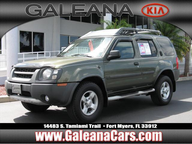 2004 nissan xterra for sale in fort myers florida classified. Black Bedroom Furniture Sets. Home Design Ideas