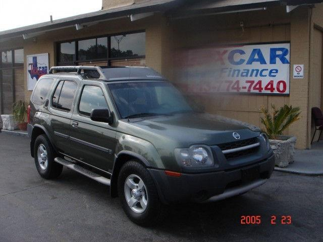 2004 nissan xterra for sale in houston texas classified. Black Bedroom Furniture Sets. Home Design Ideas