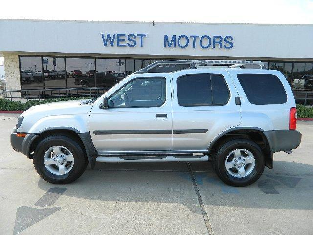 2004 nissan xterra se for sale in gonzales texas classified. Black Bedroom Furniture Sets. Home Design Ideas