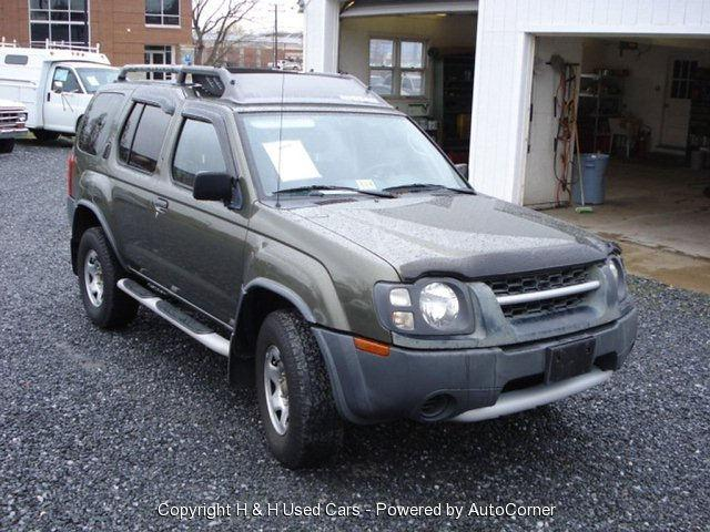2004 nissan xterra xe for sale in purcellville virginia classified. Black Bedroom Furniture Sets. Home Design Ideas