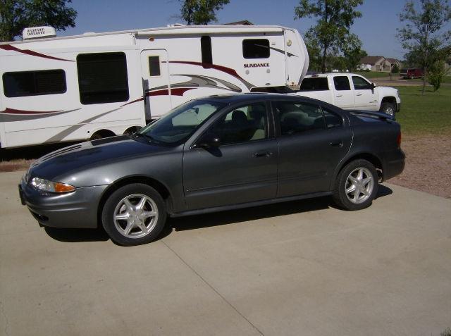 2004 oldsmobile alero gl for sale in tea south dakota. Black Bedroom Furniture Sets. Home Design Ideas