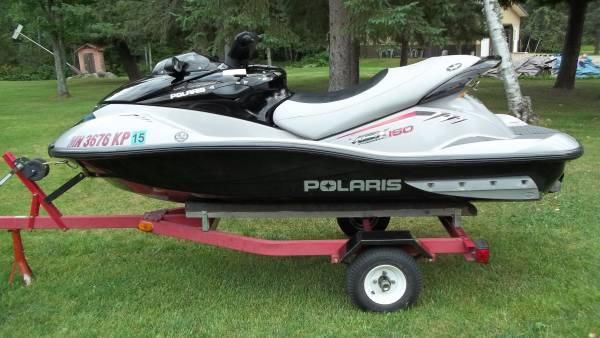 2004 Polaris MSX 150 4 Stroke Turbo Jet Ski - $3800