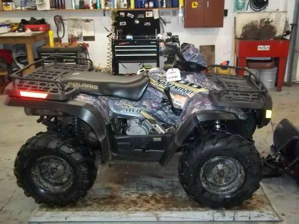 2004 Polaris Sportsman 400 For Sale In Tomahawk  Wisconsin
