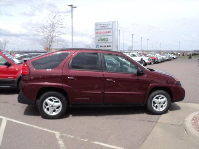 2004 Pontiac Aztek For Sale In Sioux Falls South Dakota